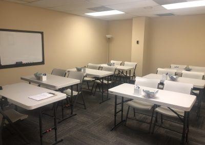 Life In Abundance - Training & Support Group Room