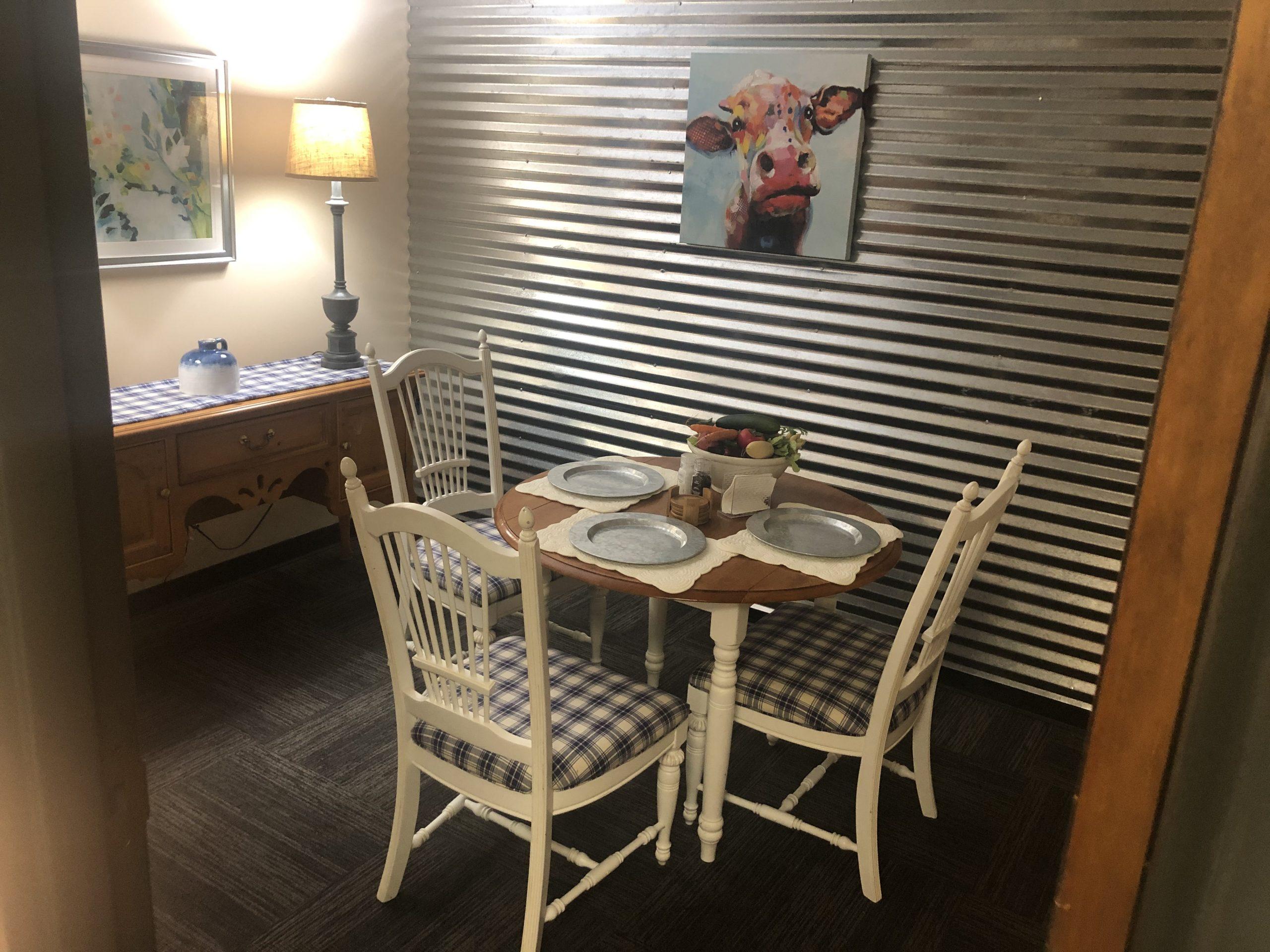 Life In Abundance - Employee Break Room